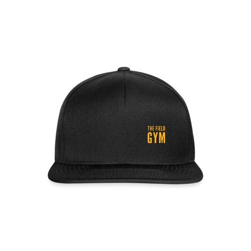FIELD #2 // THE FIELD GYM // Gold - Snapback Cap