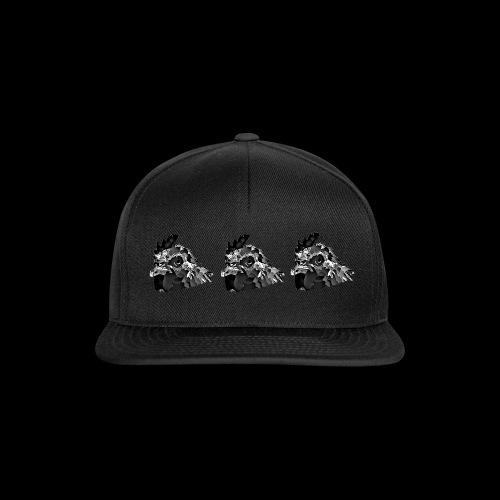 chickenhead big png - Snapback Cap