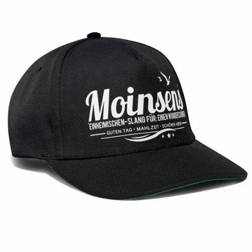 MOINSENS - Einheimischen-Slang - Snapback Cap