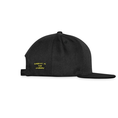 Take it from the champs - Snapback Cap