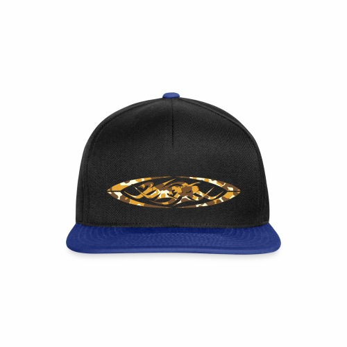 2wear original logo cammo orange - Snapback Cap