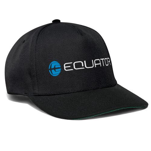 EQ LOGOTYPE notext - Snapback Cap