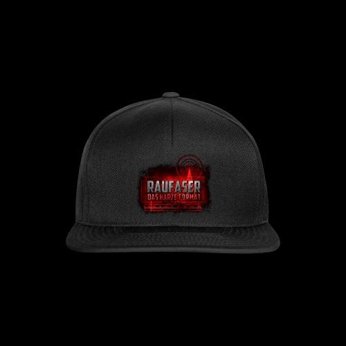 Raufaser Logo - Snapback Cap