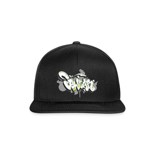 Mesk 2Wear graffiti style 7up ver02 - Snapback Cap