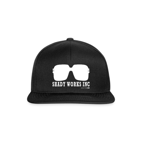 shady works inc creative crew 0 2 - Snapback Cap