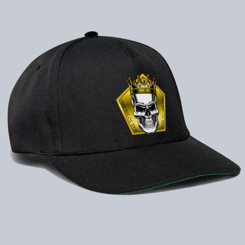 hail to the king - Snapback Cap