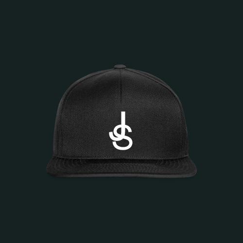 JS white png - Snapback Cap