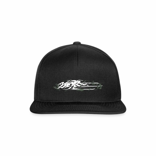 2wear army white edt - Snapback Cap