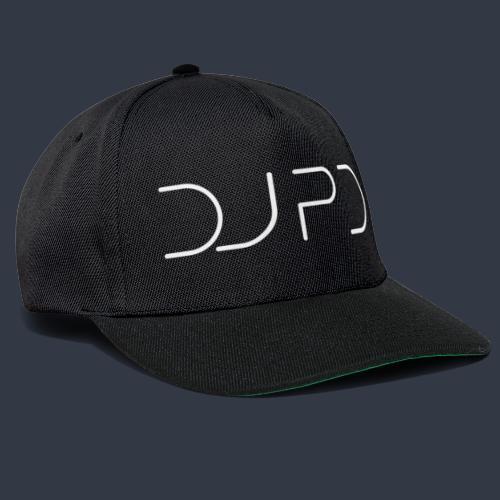 DJ PD white - Snapback Cap