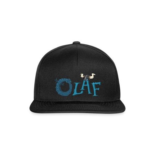 Opera VPN Olaf name - Snapback Cap