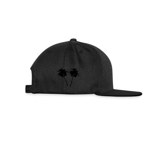 Palm trees - Snapback Cap