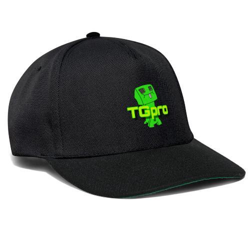 TGpro Creeper logo - Snapback Cap
