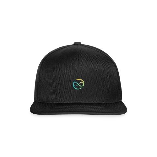 Possibility Management Logo - front & back - Snapback Cap