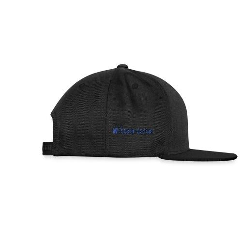 wasserpanscher3 - Snapback Cap