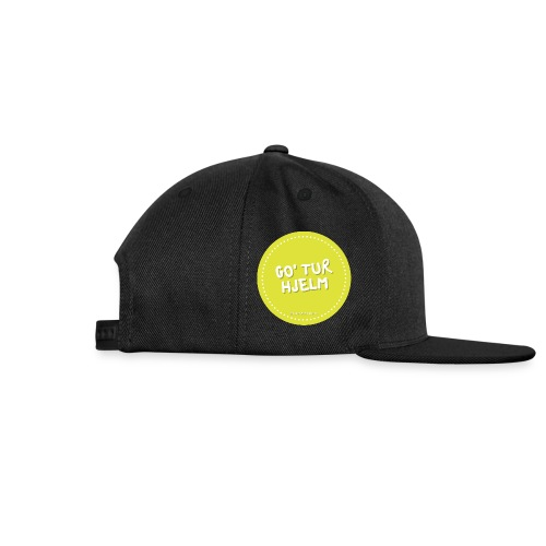 Go' Tur Hjelm - Snapback Cap