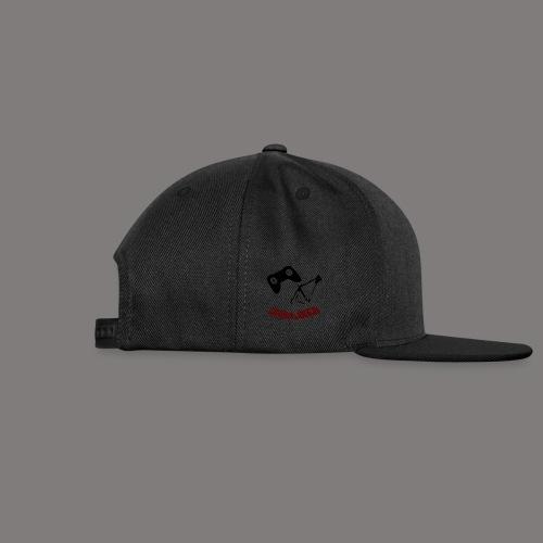 dhbajker now logo - Snapback Cap