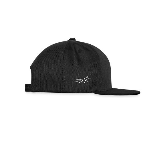 One-Line Fox - Snapback Cap