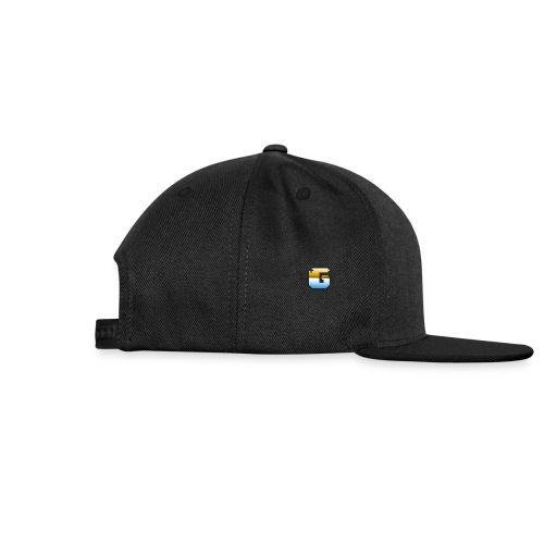 G Logo - Snapback Cap