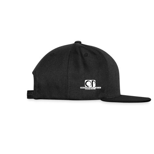outbreakplays official OP logo - Snapback Cap
