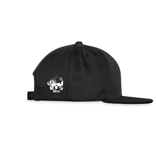 BBB schlichtes Logo schwarz ohne background png - Snapback Cap