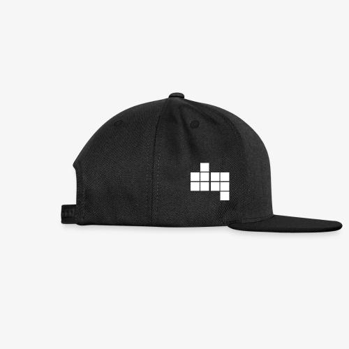 dg-logo-white-ohne-font - Snapback Cap