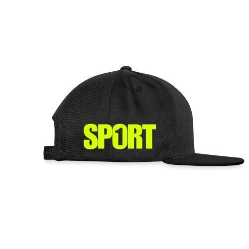 SPORT-pipa1 - Snapback Cap