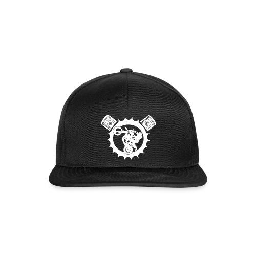 4SR HOODIE Vorne 15cm png - Snapback Cap