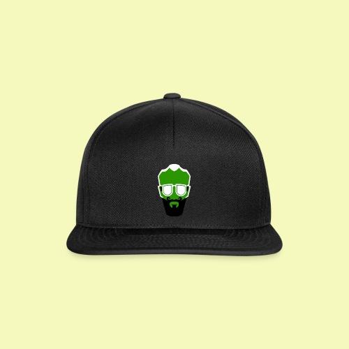 Holzphällar Logo Nur Kopf - Snapback Cap