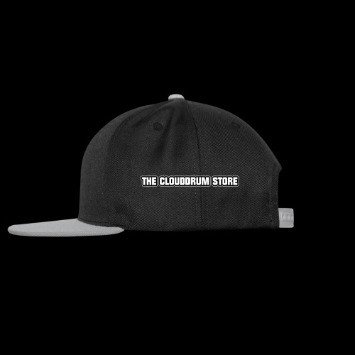 THE CLOUDDRUM STORE - Snapback cap