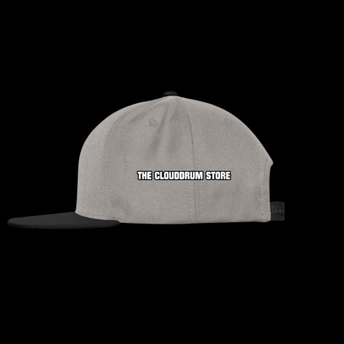 THE CLOUDDRUM STORE - Snapback cap