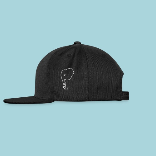 Great Ones Fear Too - Snapback cap