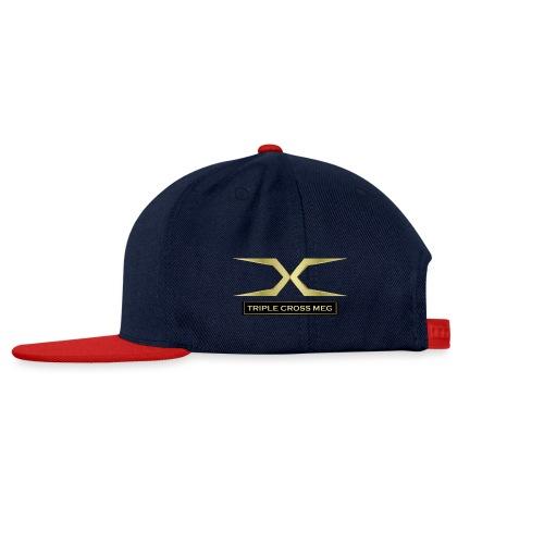 golden tcm black - Snapback Cap