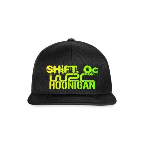 new wrc shift png - Snapback Cap