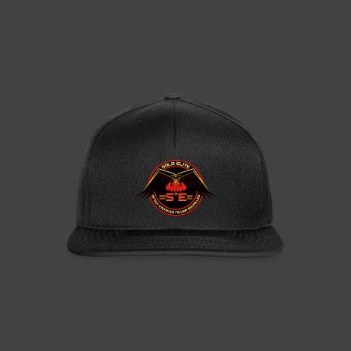 SE Logo Large png - Snapback Cap