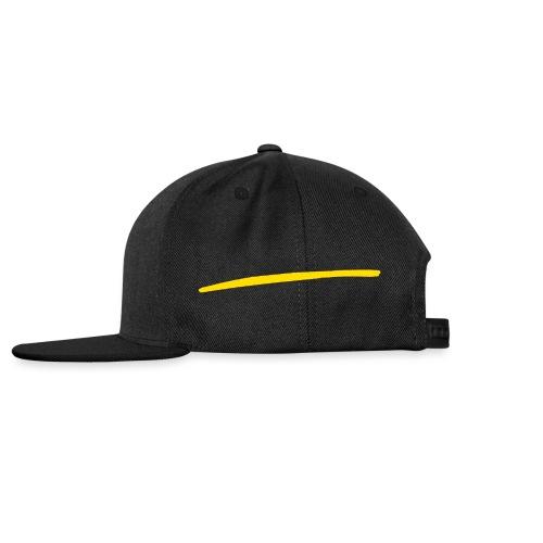 Baffo giallo - Snapback Cap