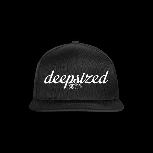 Dpszd_weiß_spreadshirt_1 - Snapback Cap