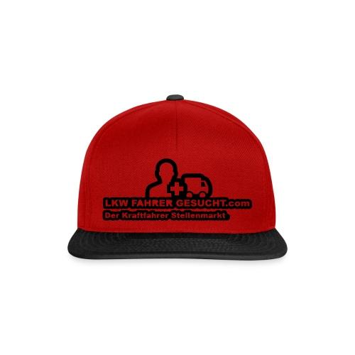 LKW FAHRER GESUCHT . COM - Snapback Cap