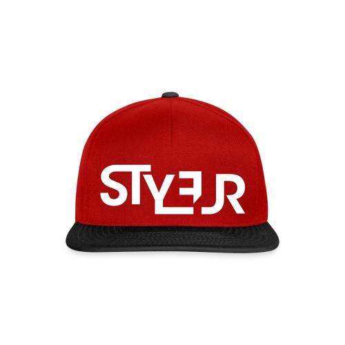 styleur logo spreadhsirt - Snapback Cap