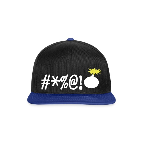 boos - Snapback cap