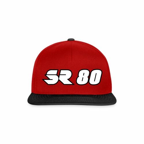 SR80 logo - Snapback Cap
