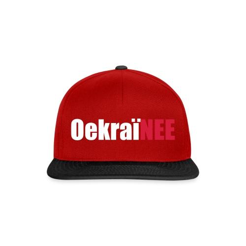Oekraine Hoodie - Snapback cap