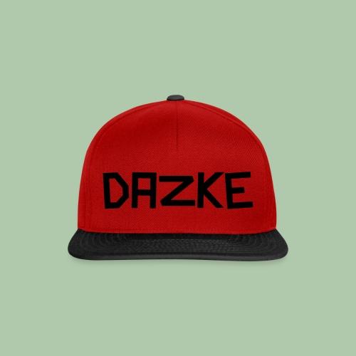 dazke_bunt - Snapback Cap
