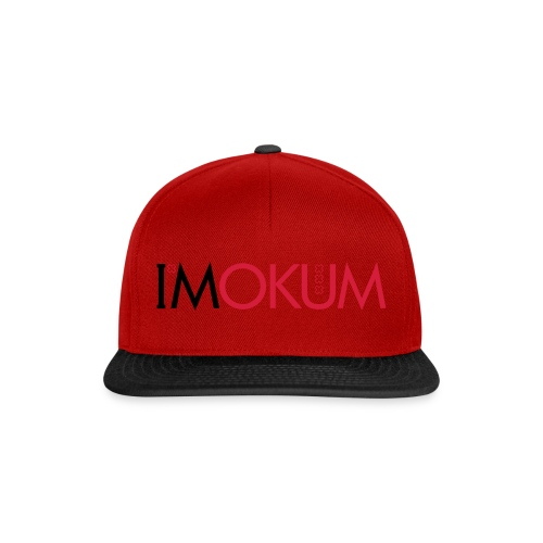 I'Mokum, Mokum magazine, Mokum beanie - Snapback cap
