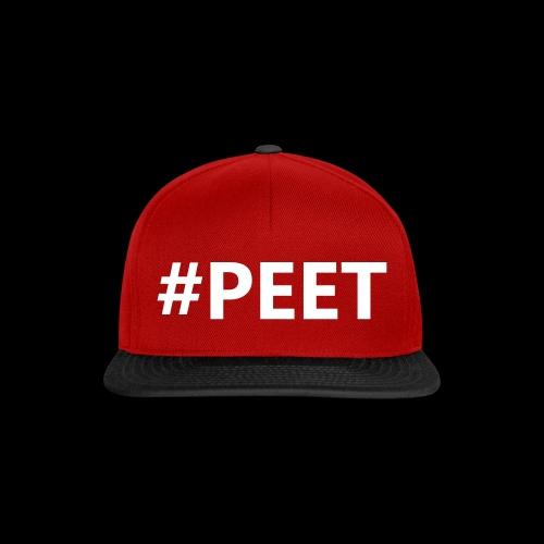 #PEET NO BOX - Snapback cap