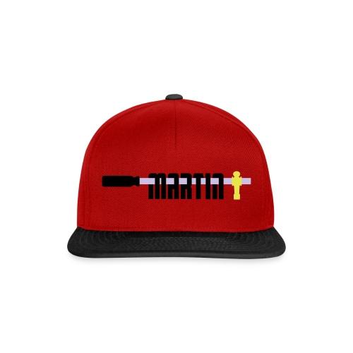 martin - Snapback cap