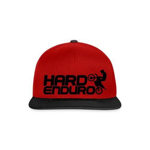 Hard Enduro Biker - Snapback Cap