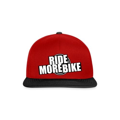 RIDE MORE BIKE - Snapback Cap