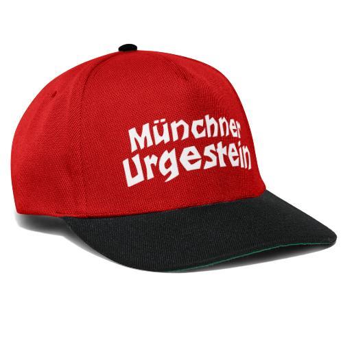 Münchner Urgestein - Snapback Cap