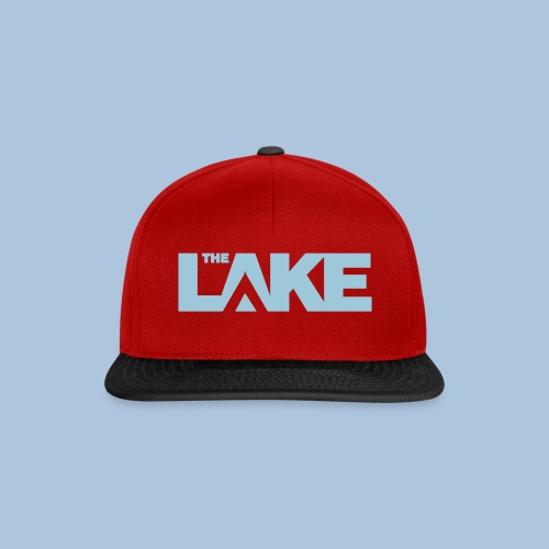 Logo THE LAKE - Snapback Cap