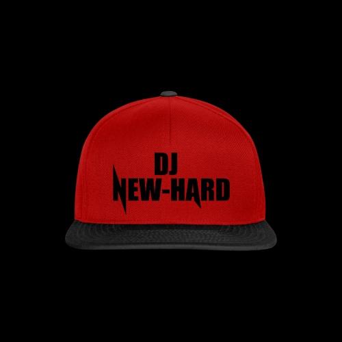 DJ NEW-HARD LOGO - Snapback cap